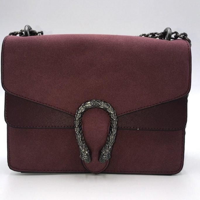 bolso charm red vista frontal